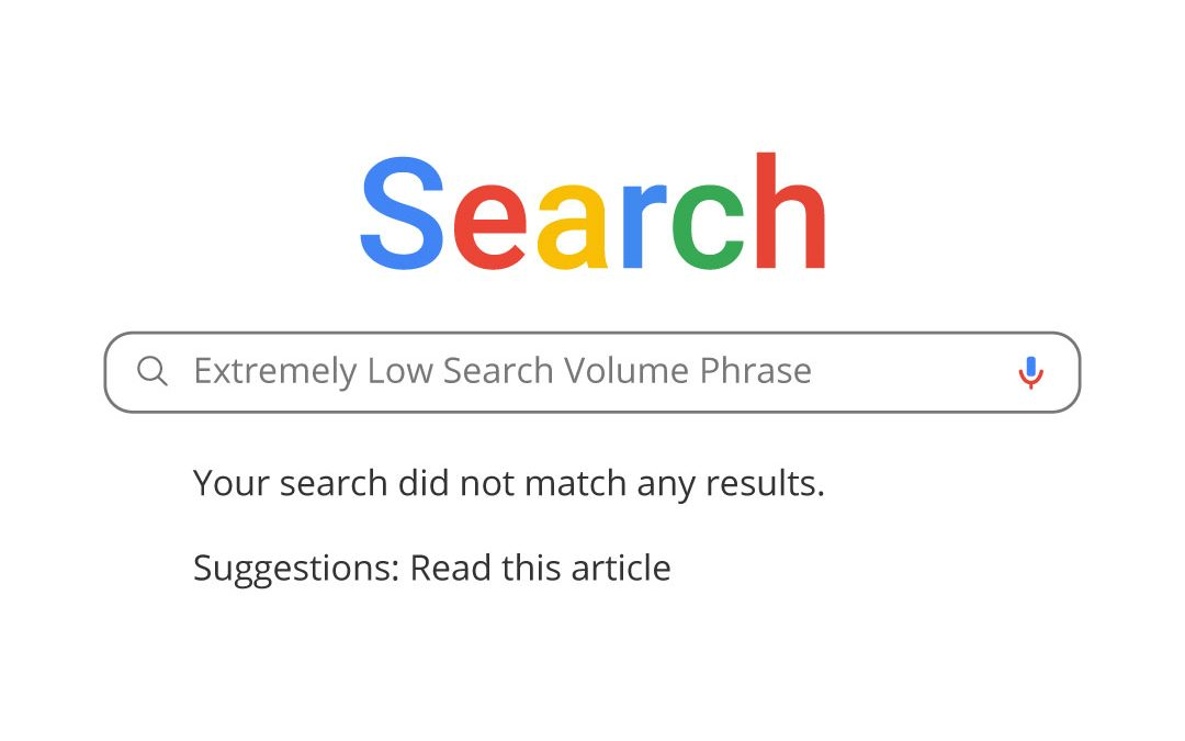 Low Volume SEO: How to Optimize with Little Search Volume